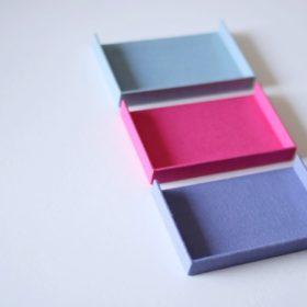 春色のボックス3種類